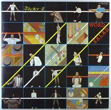 "12"" LP - Fischer-Z - Word Salad - L5825 - cleaned"