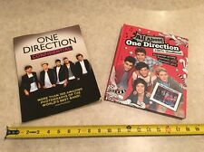 One Direction 2 Book Set - Hardcover All About One Direction -1 Soft Cover
