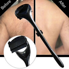 Men's Back Hair Shaver Two-Headed Foldable Portable Tool Long Handle Removal CA
