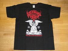 Archgoat The Apocalyptic Triumphator Shirt Ltd 100 Blasphemy Mare Vemod Marduk