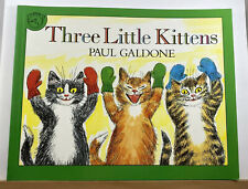 Three Little Kittens by Paul Galdone  - Classic Children's Picture Book
