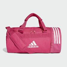 Adidas Training Bag Sports Athletic Gym Convertible 3 Stripes Duffel DT8647 Yoga