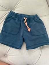 Baby Boy 12 Mo Shorts Comfy Sweat Shorts Navy