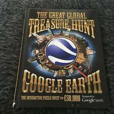 THE GREAT GLOBAL TREASURE HUNT, 9781742666839, ON GOOGLE EARTH.