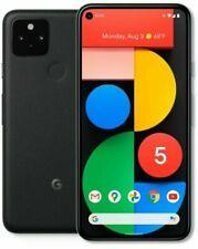 Google Pixel 5 (5G) GD1YQ 128GB Just Black NEW IN BOX  CARRIER UNLOCKED