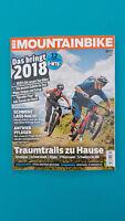 Mountainbike 10/2017 Das bringt 2018  ungelesen 1A  absolut TOP