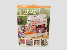 Simplicity Deluxe Rotary Cutter Embosser Deluxe Bias Piping Home Project Book