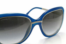 59ea79e9e2 CHANEL womens sunglasses - CH 6044T 1430 S6 - Titanium frame ~ GRAY GRADIENT