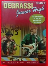 Degrassi Junior High - Complete Second Season DVD 3-Disc Set Brand New Sealed