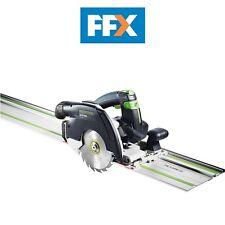 Festool 574676 HK55 Ebq Plus Fs 240v Scie Circulaire et Rail de Guidage en