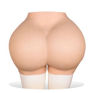 Silicone Hip panties Fake vagina Thickened Hip Shorts panties Transgender Casual