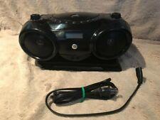 Memorex Lecteur Cd Player Mp3851Blk Radio Music Player Disk Portable Boombox