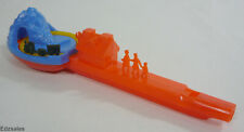 Vintage Spinning Train Whistle Plastic Hong Kong Toy