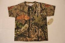 Mossy Oak Break Up Country Boys T Shirt Youth Size Large Top Camouflage Hunting