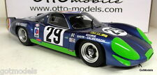 OTTO 1/18 SCALE - OT157 ALPINE A220 LE MANS 1956 RESIN CAST MODEL CAR