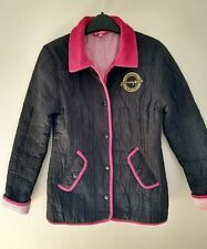 Pinapple Girls Quilted Jacket Age 11-12