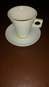 Dolce Gusto coffee cup & saucer