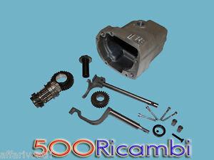FIAT 500 F/L/R 126 KIT CAMBIO 5° MARCIA COMPLETO RAPPORTO 35/26 TRASMISSIONE