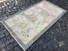 Handmade rug, Area rug, Turkish rug, Vintage rug, Wool rug, Carpet, 3,6 x 6,4 ft