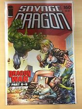 Savage Dragon 160 Nm- Erik Larsen Low Print run later issue Image comics