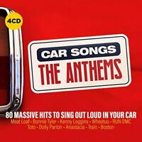 Car Songs  The Anthems [CD]