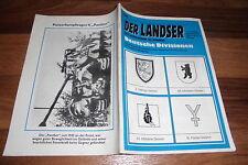 LANDSER Sonderausgabe:  DEUTSCHE DIVISIONEN / 3. Gebirgs-Division 16. Panzer-Div