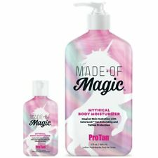 Pro Tan Made of Magic Body Moisturiser Tanning Lotion Tan Extender 66ml/500ml