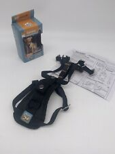Kurgo Tru-Fit Auto and Walking Harness Included Seatbelt Tether 75lbs -Small
