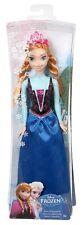 Frozen Disney Reine des Neiges Cfb81 Poupée Mannequin Princesse Anna Paillettes