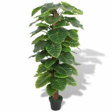 Vidaxl Plante Artificielle avec Pot Taro 145 cm Vert Décorations