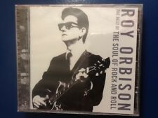 ROY.  ORBISON.         BEST OF  SOUL OF ROCK  N.  ROLL.          SONY MUSIC