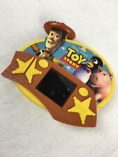 Woody's Roundup Handheld Game Color LCD Toy Story Disney Pixar Works