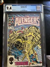 Avengers 257 CGC 9.4 1st Nebula from Guardians Of The Galaxy Movie