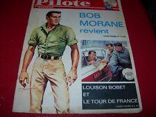 MAGAZINE PILOTE N° 192  27 JUIN 1963  BOB MORANE  LOUISON BOBET