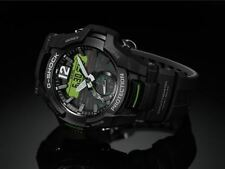Casio G-shock GRAVITYMASTER Gr-b100-1a3 Solar Bluetooth Green X Black