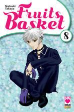 Planet Manga - Fruits Basket 8 - Nuovo !!!