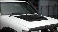 BRAND NEW CUSTOM ADD ON BONNET SCOOP FOR NISSAN PATROL GU SERIES 1997-2012