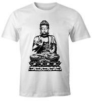 Herren T-Shirt Buddha Moonworks®