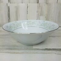 Crescent Fine China Jie Pai Serving Bowl Floral Flower Pattern
