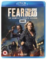 Neuf Fear The Walking Dead Saison 4 Blu-Ray (U088745BSP01)