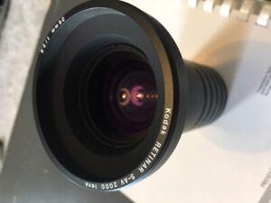 Objektiv Kodak Retinar 36 mm F.2.8 für Diaprojektoren