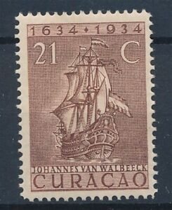 [35945] Curacao 1934 Good stamp Very Fine MH