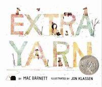 Extra Yarn (Hardback or Cased Book)