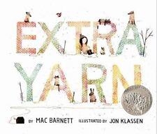 Extra Yarn: By Mac Barnett