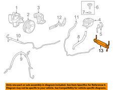 Cadillac GM OEM 10-15 SRX-Power Steering Oil Cooler 20907760