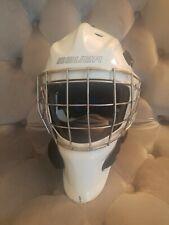 Bauer NME 8 Goalie Mask Fit 2