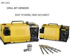 MR-20G Drill Bit Re-sharpener drill bit grinder 110v/220v 100(90)°~135°Angle