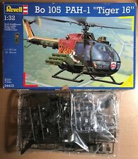 "REVELL 04473 - Bo 105 PAH-1 ""TIGER 216"" - 1/32 PLASTIC KIT NUOVO"