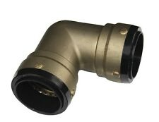 "Sharkbite 2XL SB0241 1-1/2"" X 1-1/2"" 90° Elbow - Push-Fit Fitting"