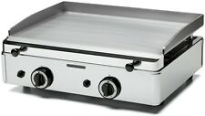 Parry PGF600G/P Stainless Steel Propane Gas Griddle with Two Burners (New Boxed)